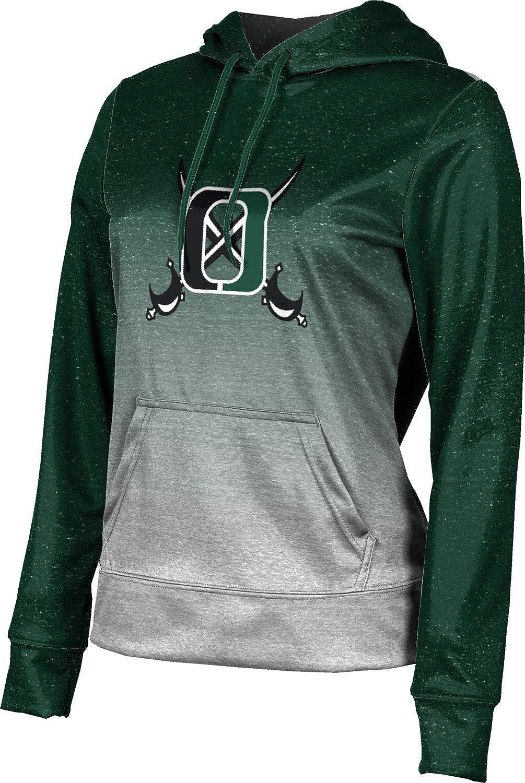 ProSphere Oceanside High School Girls' Pullover Hoodie, School Spirit Sweatshirt (Ombre)