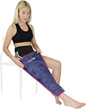 Leg Ice Pack - Professional Cold Therapy - Reduces Pain, Swelling & Inflammation - Reusable for Injuries, Sprains, Arthrit...