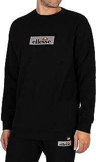 ellesse Men's Livenzo Sweatshirt, Black