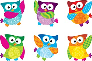 TREND enterprises, Inc. Owl-Stars! Classic Accents Variety Pack, 36 ct