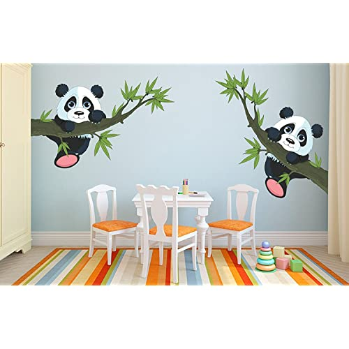 ESP Creation Family Tree Multicolor Removable Decor Mural Wall Stickers Decal Mural Wall Stickers Decal