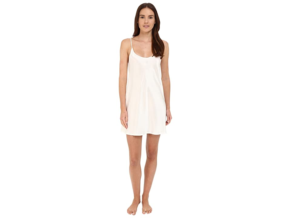 La Perla Silk Chemise (Natural) Women