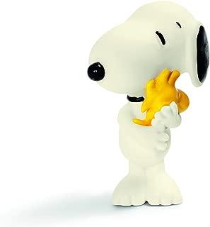 Schleich Peanuts Snoopy Hugging Woodstock Figure