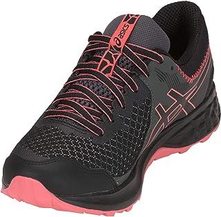 Asics Women's GEL-Sonoma 4 Running Shoes Black/Papaya