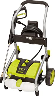 Sun Joe SPX4000-PRO 2030 Max PSI 1.76 GPM 14.5-Amp Electric Pressure Washer, Green