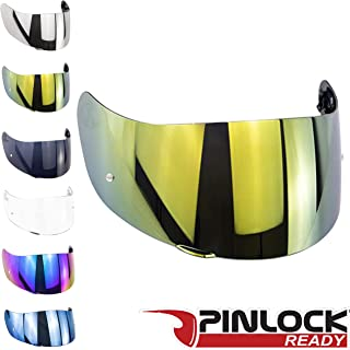 Visor not original compatible with Shei helmet CX-1V X-SPIRIT XR1000 RAID2 Multi Silver AFTERMARKET