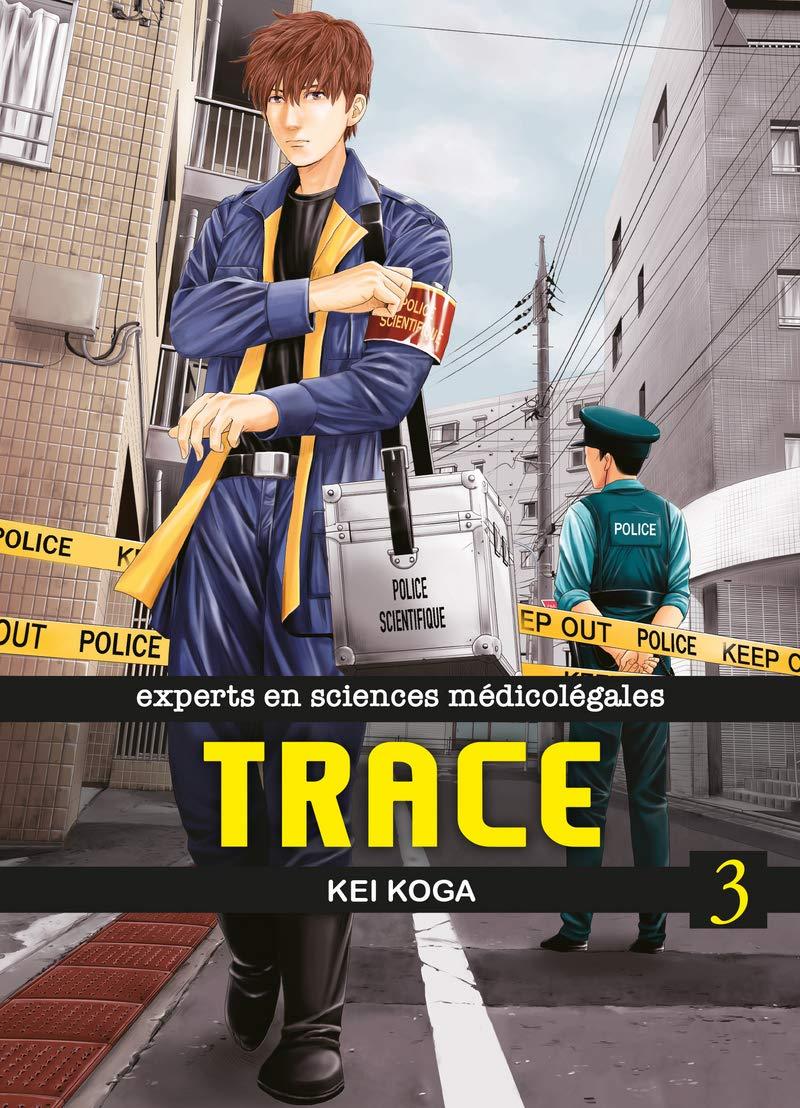 Trace: Kasouken Houi Kenkyuuin no Tsuisou