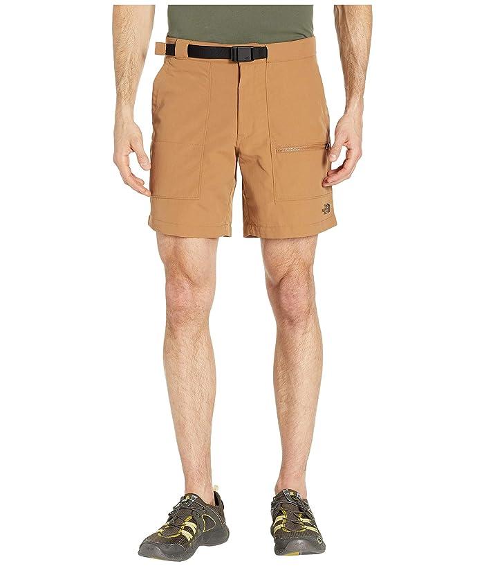 The North Face Class V Utility 7 Shorts (Cargo Khaki) Men