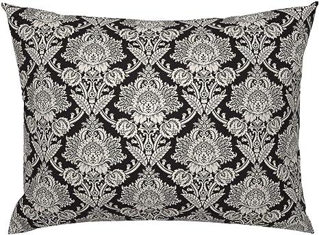 Vintage Damask Islamic Persian Turkish Cotton Sateen Pillow Sham Bedding by Spoonflower Bis 688c by muhlenkott Kilim Pillow Sham