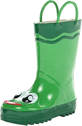 Frog Rainboot (Toddler/Little Kid/Big Kid)