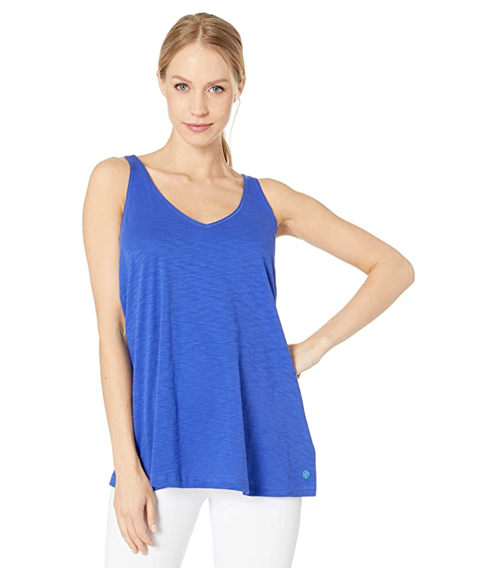 Lilly Pulitzer Anisa Tank (Royal Purple) Women