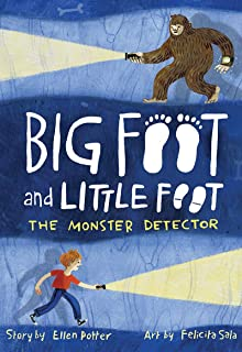 The Monster Detector (Big Foot and Little Foot#2)
