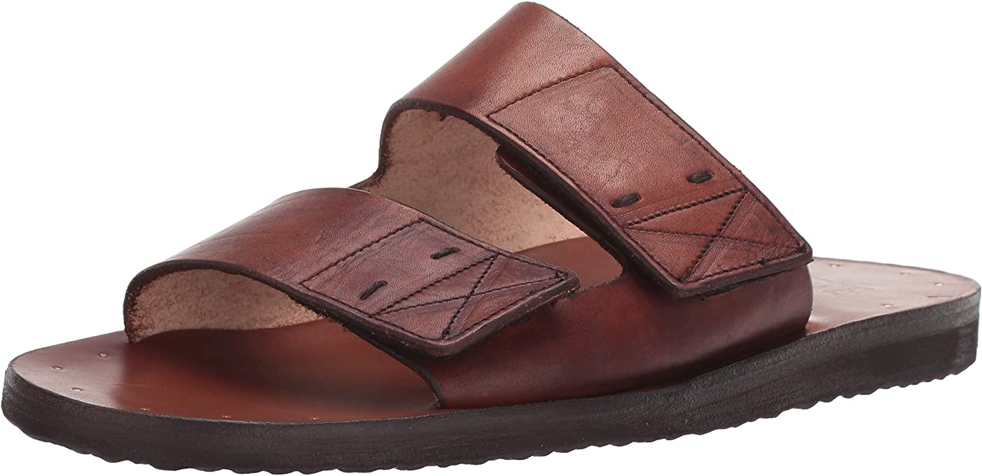 FRYE Men's Cape Double Band Slide Sandal
