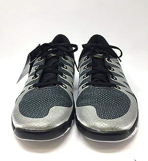 f27a82cd451 EUC Nike Trainer 5.0 V6 Amp Super Bowl 50 Men's Shoes Black Gold 723939 071  11.5