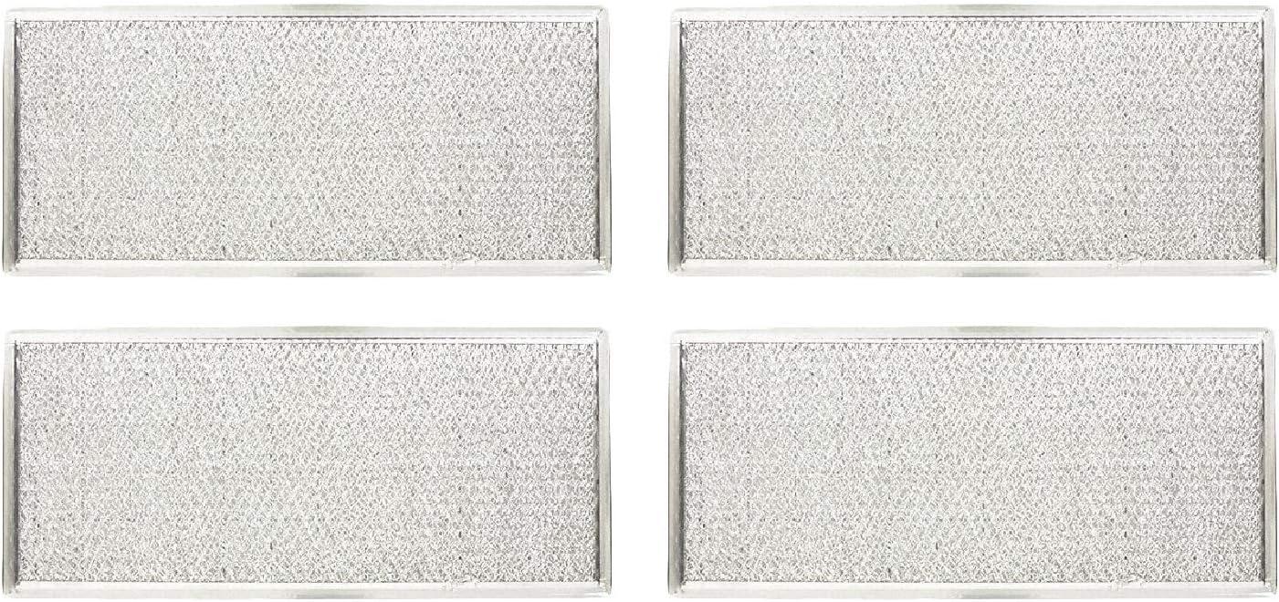 Nispira Replacement Microwave Range Hood Grease Filter Compatibl