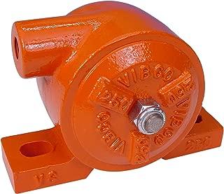 VIBCO VS-250 Silent Pneumatic Turbine Vibrator, 500 lb. Force, 7200 VPM, 10.5 CFM, 80 psi, 4