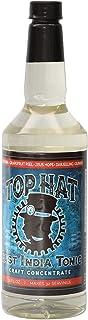 Top Hat Quinine Tonic Syrup -5x Natural Quinine Concentrate - 32oz bottle