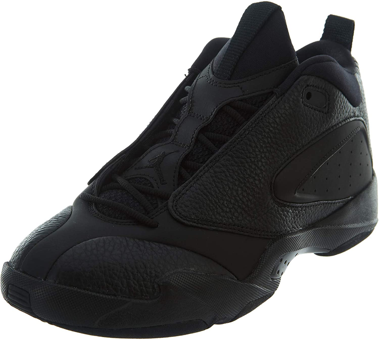 Nike Men's Jordan Jumpman Quick 23 Black AH8109-001 (Size  10)