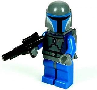 LEGO®Star Wars–Mini figura mandalorian Trooper Azul con Blaster