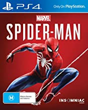 Marvel's Spider-Man - Playstation 4 (PS4)