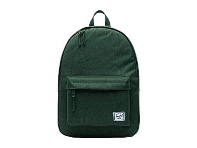 Herschel Supply Co. Classic (Greener Pastures Crosshatch) Backpack Bags