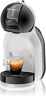 DeLonghi EDG155.BG Capsule Coffee Machine, Plastique, 0.8 liters, Noir, Gris