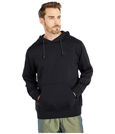 adidas Originals Winterized Hoodie (Black) Men