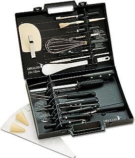 Deglon 8382303-V Mallette Fix Class Cuisine 23 Pièces