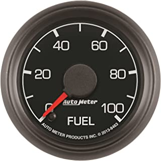 AUTO METER 8463 Ford Factory Match 2-1/16' Electric Fuel Pressure Gauge (0-100 PSI, 52.4mm)