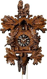 Cuckoo Clock Owls