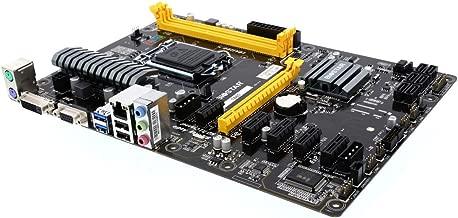 Biostar 189846 Motherboard Tb85 Core I7/i5/i3 Lga1150 B85 Ddr3 Sata Pci Express USB ATX Retail