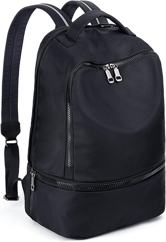 UTO Fashion Bombing new work Nylon Backpack Functional Sport Gym Max 54% OFF Ba School Hiking