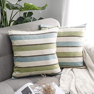Best green blue pillows Reviews