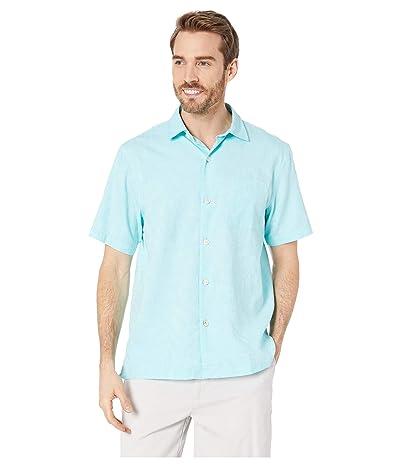Tommy Bahama Camden Coast Shirt (Blue Swell) Men