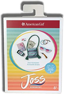 American Girl Doll Joss's Accessories
