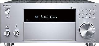 Radio Onkyo T-4070-B USB, Airplay, DLNA, Vtuner, Spotify, AUPEO color plata