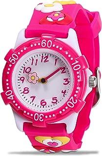 Kids Waterproof Watch, Cute 3D Cartoon Children's Watches...