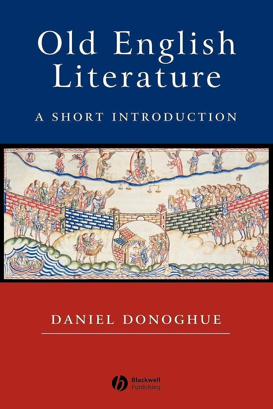 ダブル何十人もウミウシOld English Literature: A Short Introduction (Wiley Blackwell Introductions to Literature)