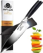 Cuchillo de Cocina, Cuchillo de Chef de 8 Pulgadas -