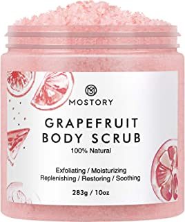 acne body scrub by MOSTORY