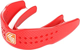 Shock Doctor SuperFit Basketball Womens Strapless Mouth Guard,  Adult