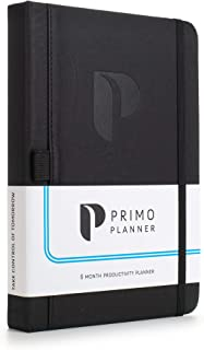 Primo Planner - Best Undated Daily Planner, Organizer, Calendar and Journal for Goal Setting, Increasing Productivity, Imp... photo