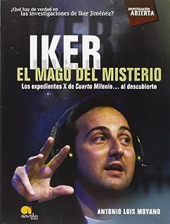 Iker. El mago del misterio (Investigación Abierta)