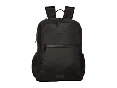 Vera Bradley ReActive Grand Backpack (Black) Backpack Bags