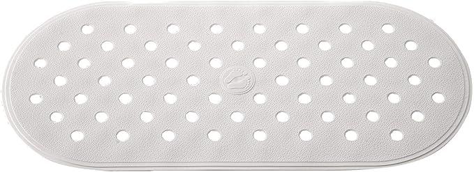 36x80 cm RIDDER Action Badewanneneinlage TPE = Thermoplastisches Elastomere grau 100/% synthetischer Kautschuk ca