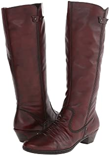 Boots, Riding Boots, Burgundy, Women | Shipped Free at Zappos