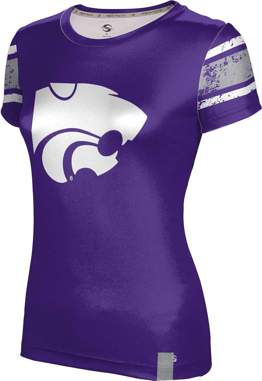 ProSphere Kansas State University Girls' Performance T-Shirt (End Zone)
