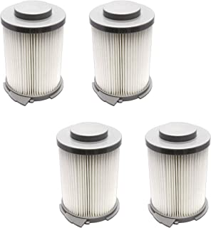 MaximalPower Filter for Hoover WindTunnel Bagless Canister 59134033 Vacuum Filters Fits Hoover Bagless Canisters: S3755, S3765, S3755-045, S3755-080, S3765-040, and More (4)