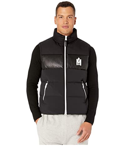 MACKAGE Allister Down Vest (Black) Men
