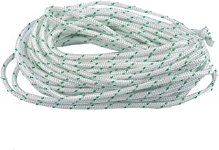 HIPA 10-Meter 4.5mm Recoil Starter Rope Pull Cord for Stihl Husqvarna Poulan Chainsaw Lawn Mower String Trimmer